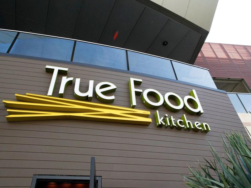 Slideshow True Food Kitchen previews kale and quinoa