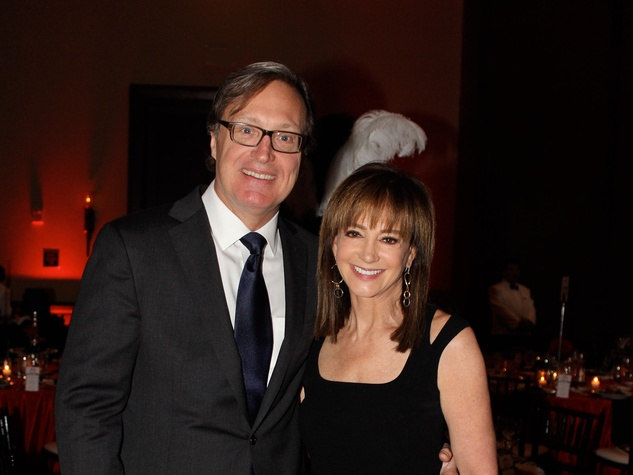 Houston Area Women's Center Gala April 2013 Ron Franklin and Janet Gurwitch