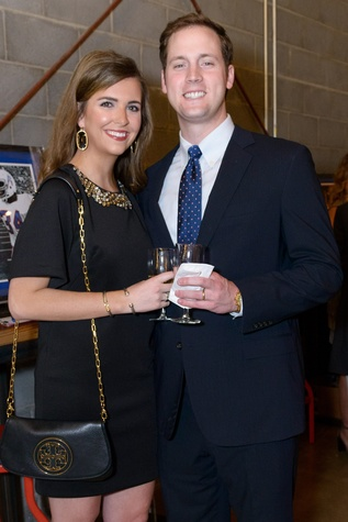 Project 88 gala, 4/16, Hillary Strassner, Aaron Strassner
