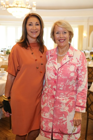 Houston, News, Shelby, Partners Luncheon, April 2015, Soraya McClelland, Susan Cooley
