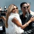 Gabrielle Union and Chris Rock in Top Five