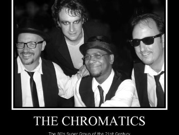 Chromatics at Ringside Lounge