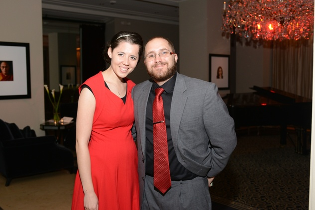 7 Carissa and Preston Haynes at the Krist Samaritan Gala November 2014