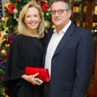 18 Laura and Mike Sweeney at the Mrs. B Jewelry Launch at Valobra November 2013