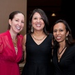 7 Laurie Bieber, from left, Laura Goeddeke and Sehba Ali at the Spring Branch Education Foundation Gala October 2014