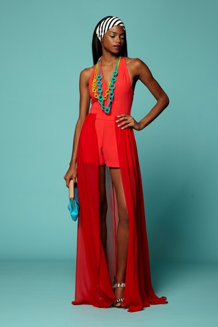 Trina Turk spring 2015 collection look 7