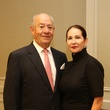 3 Rigo and Araceli Flores at the Guardian of the Human Spirit luncheon November 2014