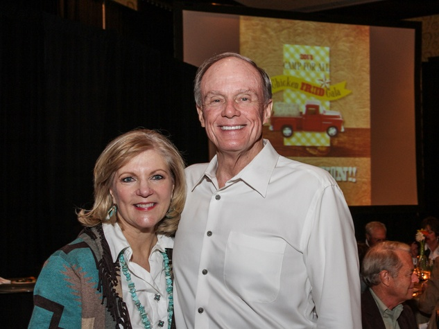 381 Pat and Gordon Sorrells at Camp for All Gala March 2014