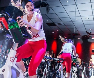 CycleBar cycling class fitness