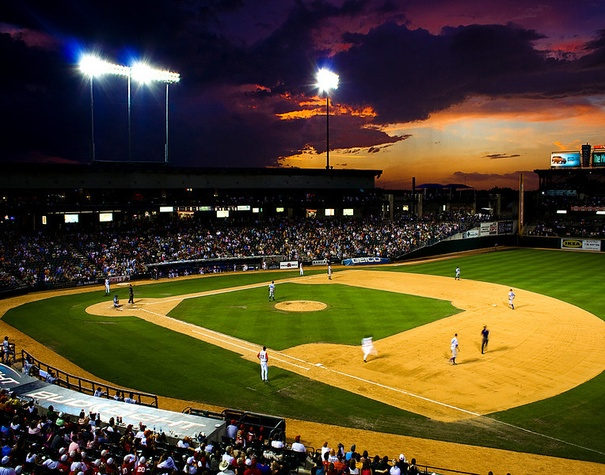 Austin Photo: places_sports_dell diamond_park