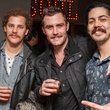 Woodford Reserve Movember Event at Kunst Gallery Spencer Greenwood JC Milam Dennis M.L.P.