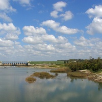 Trinity River_Lake Livingston Dam