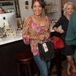 Sonia Fisher at the Julie Rhodes Fashion & Home Houston opening party October 2013