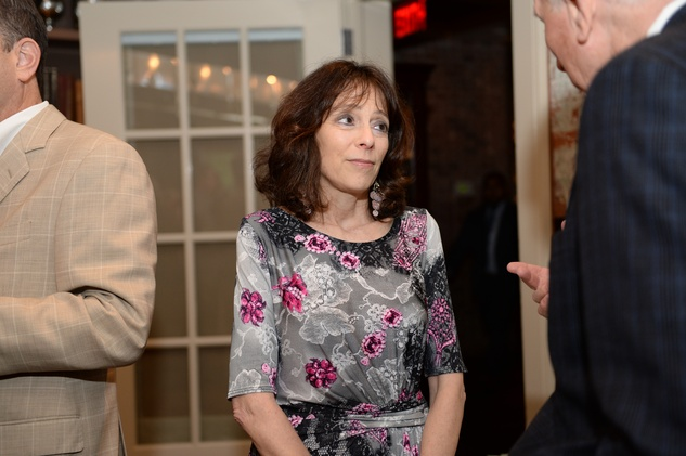11 Janet Pozmantire at The Thread Alliance Blue Plate Special kick off April 2015