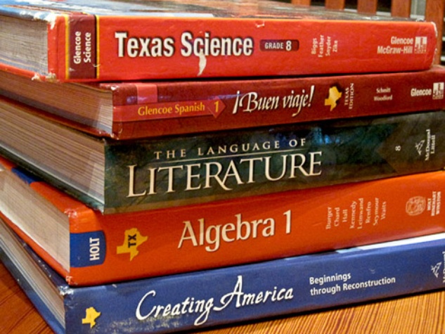 News_Texas textbooks_May 10