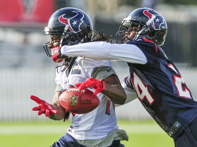DeAndre Hopkins Joseph Texans