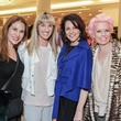 News, Shelby, Latin American Women's Initiative Kick-off, February 2015,Marilyn Altamira, Chris Goins, Jessica Rossman and Vivian Wise