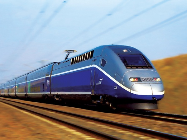 News_high-speed rail_train
