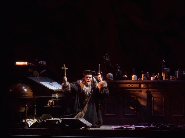 Houston Grand Opera Faust, Michael Fabiano