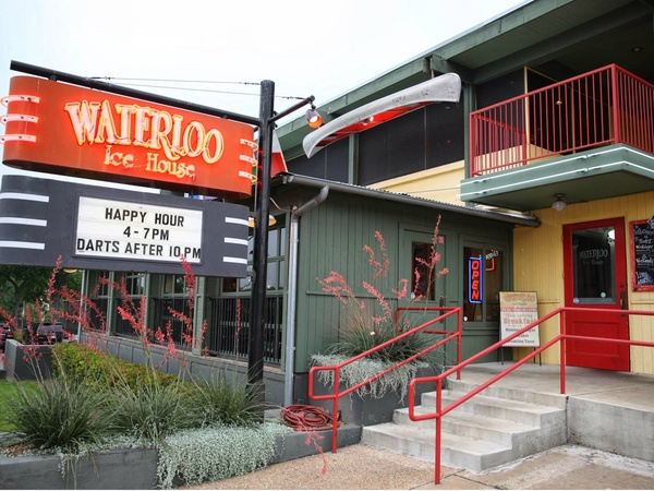 Austin Icon Waterloo Ice House Eyes New Location After 2013 Closings