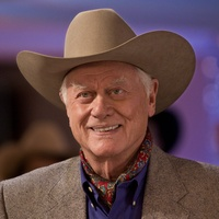 Dallas, Larry Hagman, 2012
