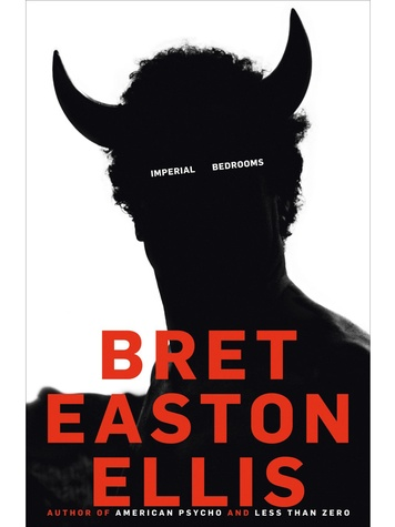Imperial Bedrooms by Bret Easton Ellis book cover
