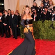 Beyonce at Met Costume Institute Gala May 2013