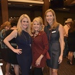 15 Tricia Verbois, from left, Mary Ellen Verbois and Michelle Verbois Wasaff at the Houston Livestock Show and Rodeo Trailblazer honoree reception October 2014