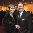 Heidi and David Massin at the Houston Symphony Wine Dinner March 2014