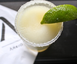 Houston, Happy Hour, Anejo Margarita_June 2015