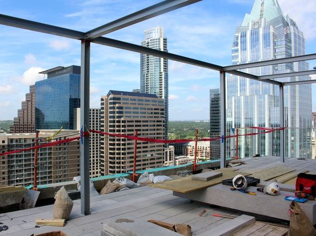 Sneak K At Downtown S Newest Hotel And Its Stellar Views Of Austin