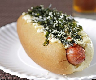 Japanese hot dog