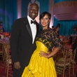 Leon and Jacqueline Kinloch at the Houston Ballet Ball February 2014