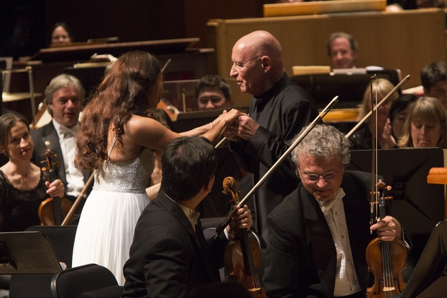Houston Symphony Mahler 8 May 2014