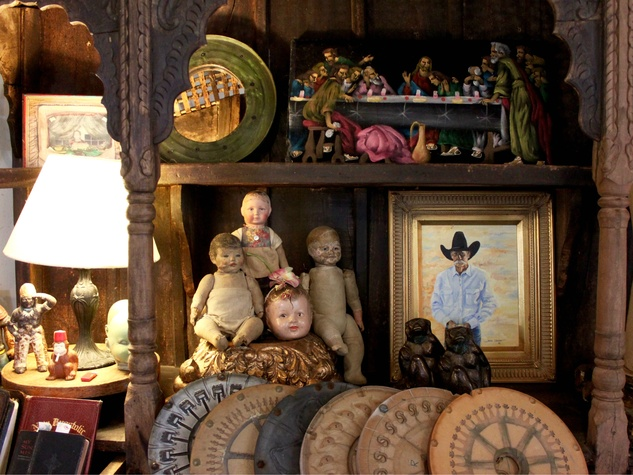 Benny Jack Antiques in Dallas