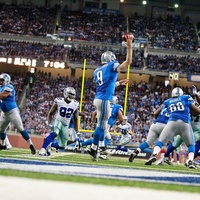 Matthew Stafford of the Detroit Lions
