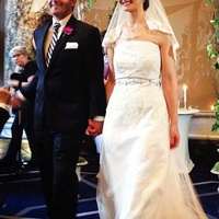 Eric Strauss, Bridget Kelly, wedding, marriage