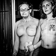 10 The Scar Project breast cancer by David Jay October 2013 Jolene and Candice