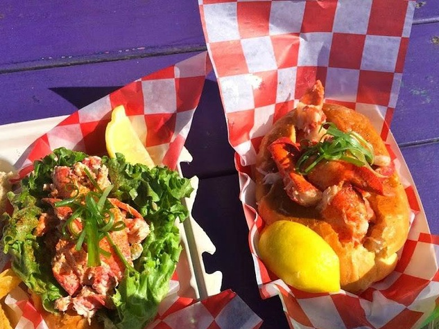Garbos Lobster Roll