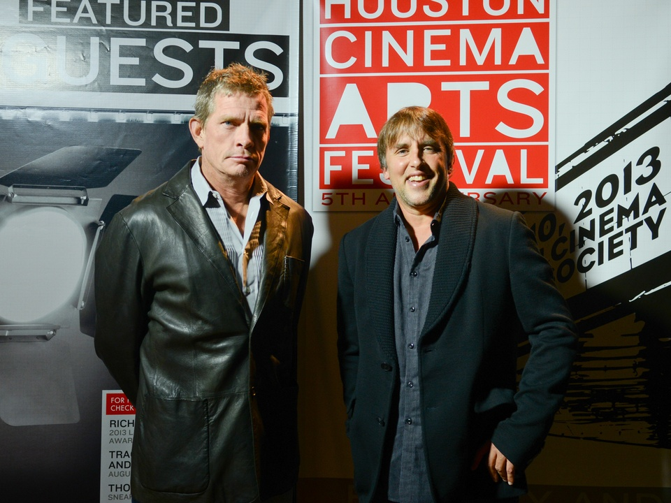 Houston Cinema Arts Festival recap November 2013 Thomas Haden Church_Richard Linklater