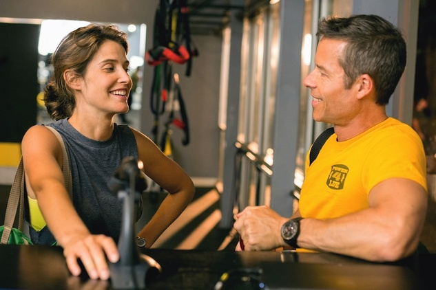 Results starring Guy Pearce and Cobie Smulders