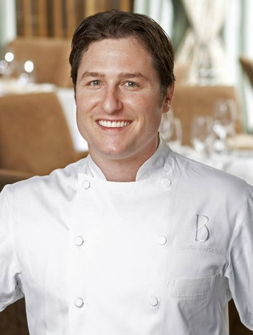 Chef Scott Gottlich of Bijoux restaurant in Dallas