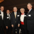 347 Jeff Brown, from left, Richard M. Alderman, Eugene Cook, Raul Gonzalez and Jim Wallace Jr. at the UH Law Center Gala April 2014