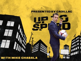 Up to speed Mike Chabala