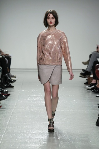 Rebecca Taylor look 38 fall 2014 collection