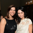 20 Nataline Oelkers, left, and Michelle Shirey-Sharma at the KNOWAutism Foundation reception September 2014