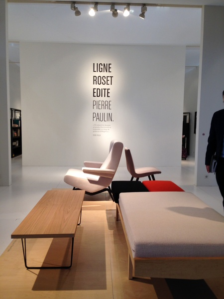 slideshow best new home items from paris design show baccarat faucets 3 d textiles lalique. Black Bedroom Furniture Sets. Home Design Ideas