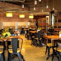 Table 57 Dining Area 2 at the H-E-B San Felipe and Table 57 Social February 2015