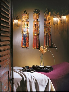 ZaSpa Dallas massage room
