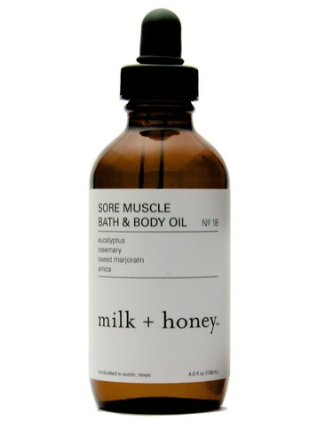 Milk + Honey oil